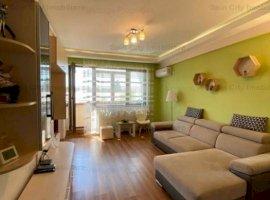 Apartament 3 camere modern Parc Bazilescu/metrou,centrala proprie,bloc nou