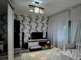 Apartament 3 camere spatios, decomandat,2 bai, Lujerului,bloc 1988,reabilitat
