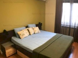 Apartament 3 camere mobilat,utilat modern,decomandat,2 bai, parcare,Lujerului/Piata Veteranilor