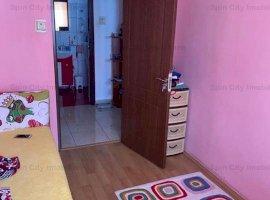 Apartament 3 camere decomandat,mobilat si utilat,2 bai cu geam,Gorjului,BLOC 1980