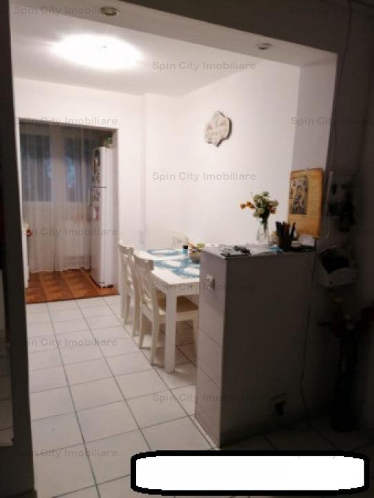 Apartament 3 camere decomandat, parter cu balcon,Sebastian/Rahova/Ferentari, bloc 1986