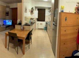 Apartament 3 camere lux, centrala proprie, Parc Bazilescu, 350 m metrou,zona premium