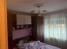 Apartament 3 camere decomandat etaj 3/4, la 5 minute de metrou Gorjului