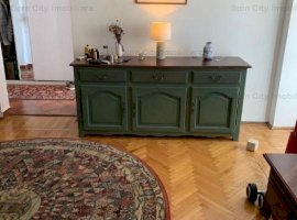 Apartament 2 camere Piata Victoriei-Dorobanti in bloc reabilitat cu centrala termica proprie