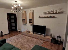 Apartament 4 camere lux,complet mobilat si utilat,2 bai,etaj 1/4,bloc reabilitat