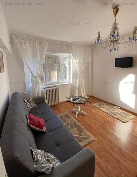 Apartament 3 camere superb,mobilat si utilat,decomandat,la 2 min de metrou Gorjului,baie cu geam
