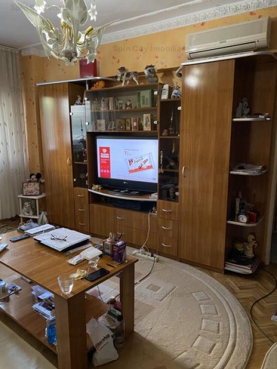 Apartament 3 camere, 2 bai, la 4 minute de metrou Brancoveanu/Oraselul Copiilor,bloc din 1992