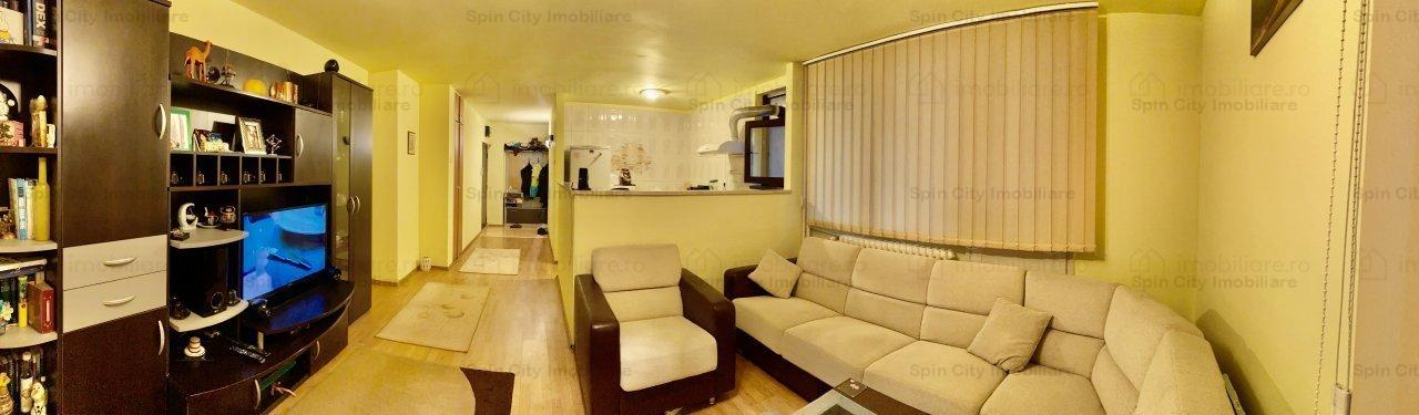 Apartament 3 camere spatios, finisaje moderne, balcon 15 mp,Cora Lujerului