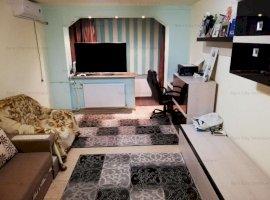 Apartament 3 camere decomandat Drumul Taberei-metrou Valea Ialomitei,parcare,bloc reabilitat