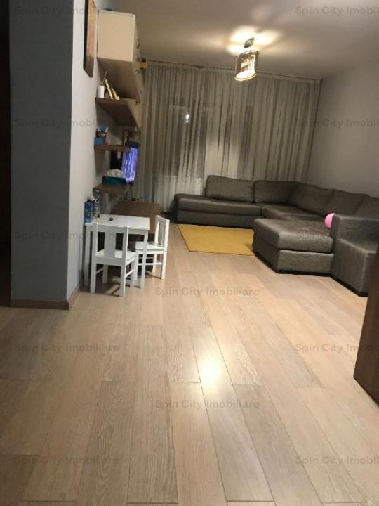 Apartament 3 camere spatios si modern, centrala proprie, parcare, Citadella Auchan Titan-1 Decembrie