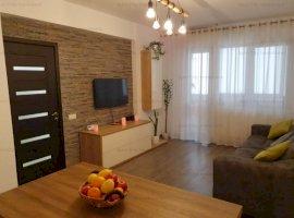 Apartament 3 camere cu centrala proprie,parcare,mobilat si utilat,10 min metrou 1 Decembrie