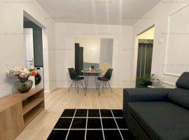 Apartament 2 camere modern, totul nou, Huedin-Brancoveanu