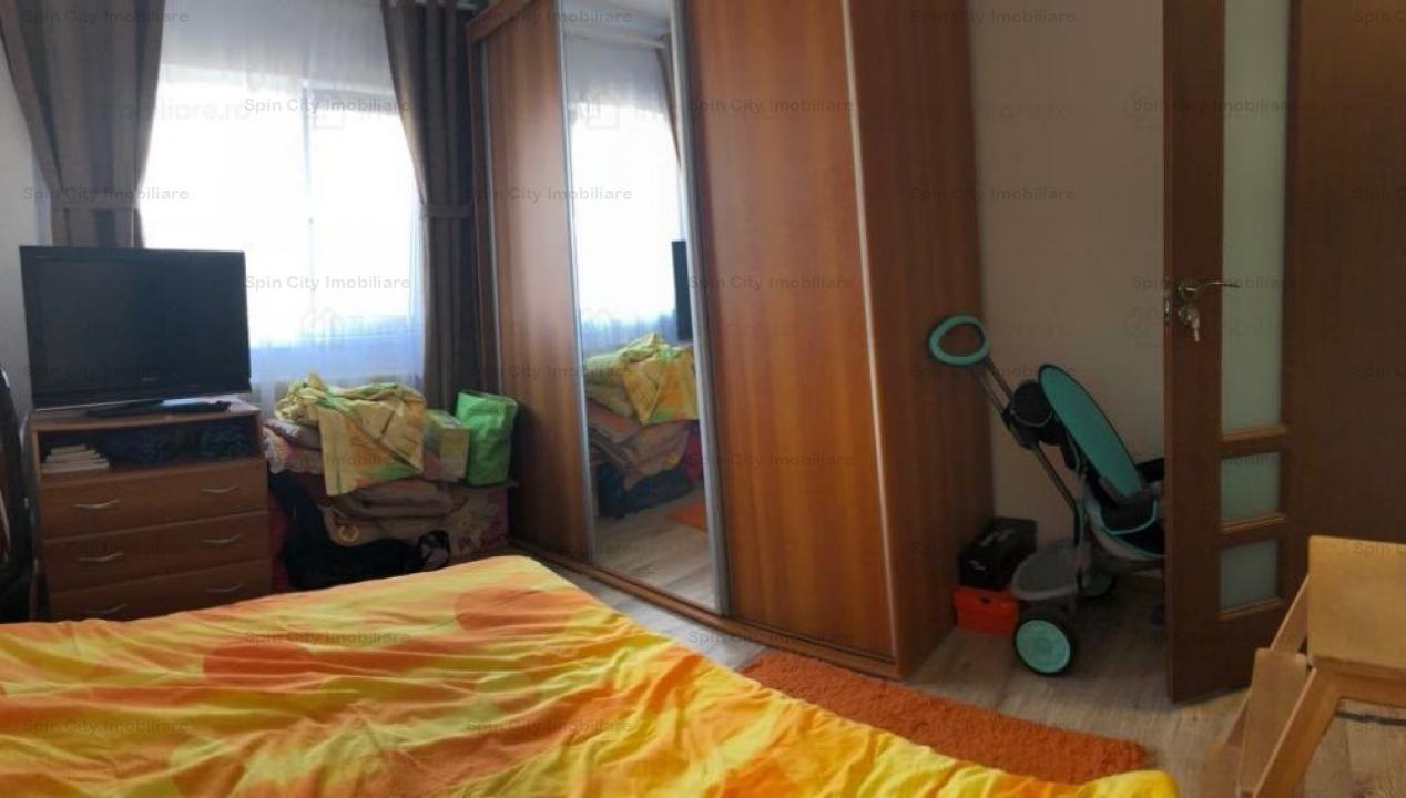 Apartament 4 camere modern,cu parcare, 2 bai,Crangasi