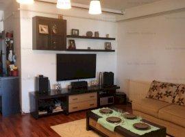Apartament 3 camere spatios, cu centrala proprie, Straulesti/Sisesti+parcare subterana