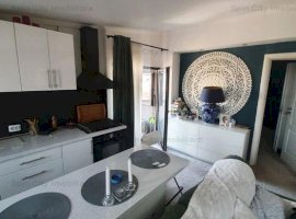 Apartament 2 camere in bloc nou, centrala proprie, mobilat si utilat, parcare, Bucurestii Noi
