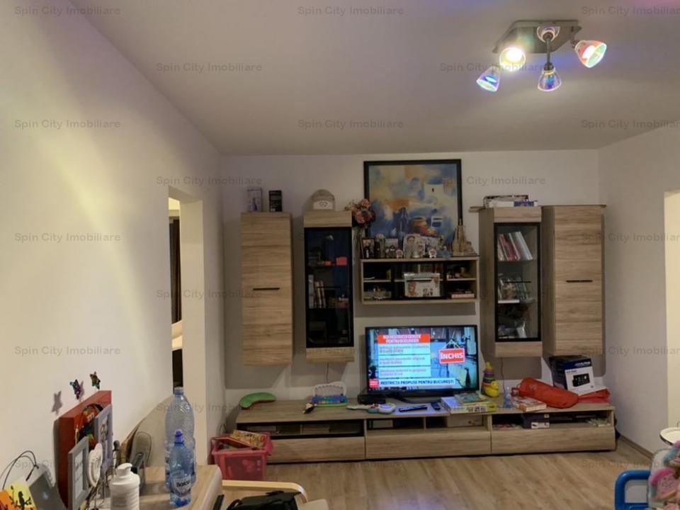 Apartament 3 camere mobilat si utilat modern,cu parcare,Auchan Titan