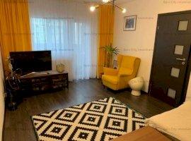 Apartament 2 camere mobilat si utilat modern Lujerului