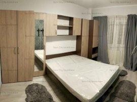 Apartament 3 camere spatios,cu centrala,mobilat si utilat,loc de parcare,13 Septembrie-Novaci