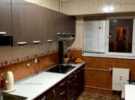 Apartament 3 camere,2 bai,Rahova