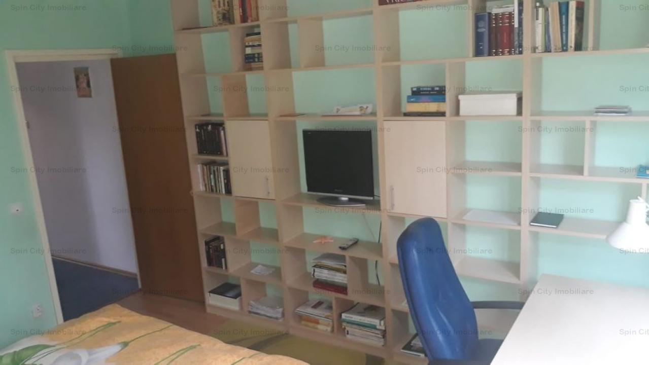 Apartament 4 camere mobilat si utilat modern, renovat, vedere mixta, Gorjului, aproape metrou