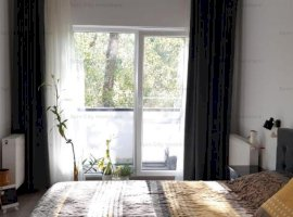 Apartament 3 camere lux, complet dotat/mobilat, Valea Oltului, 3 parcari-2 subterane, boxa