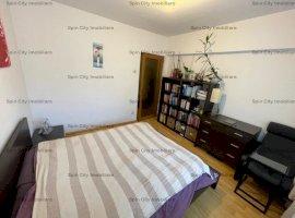 Apartament 3 camere decomandat la 2 minute de metrou si Cora Lujerului