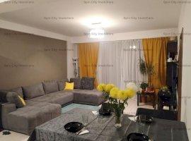 Apartament 3 camere lux, centrala proprie, Bucurestii Noi-Parc Bazilescu