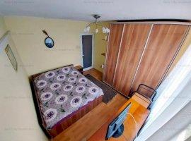 Apartament 3 camere, 2 bai, bloc din 1980, la 3 minute de metrou Gorjului