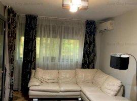 Apartament 3 camere cu centrala proprie, finisaje moderne, Pajura, 4 min metrou Jiului, parcare