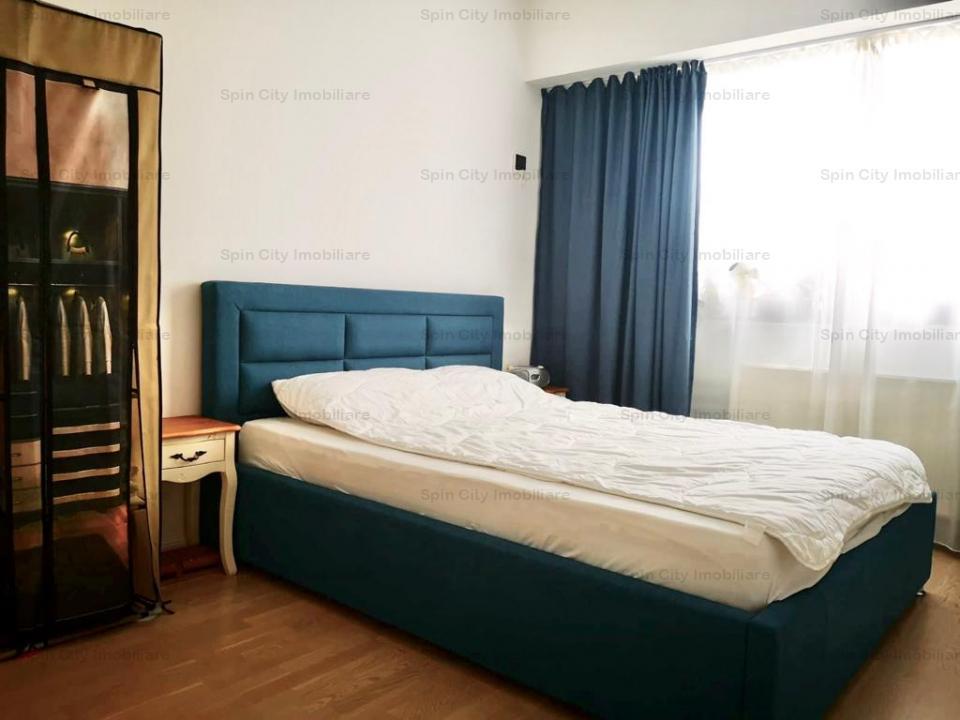 Apartament 4 camere lux,spatios,Sisesti,centrala proprie,utilat si mobilat