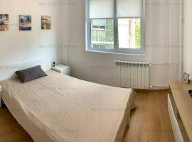 Apartament 3 camere Lujerului modern finisat, mobilat