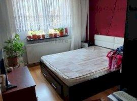 Apartament 3 camere cu parcare Gorjului-Uverturii, 10 minute de metrou