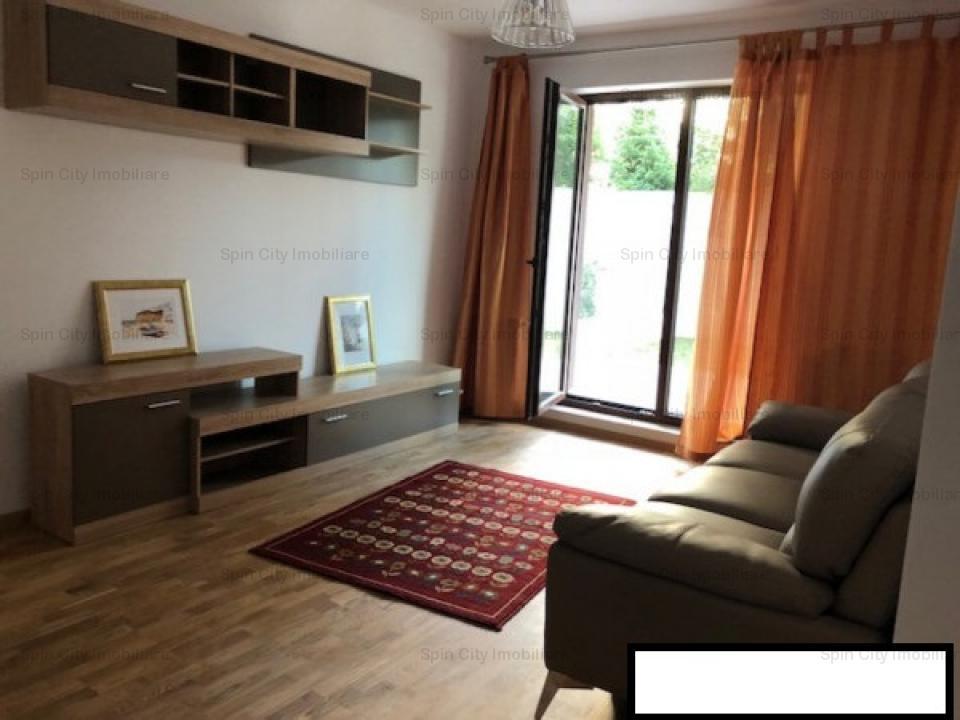 Apartament 2 camere modern in zona Siesti cu gradina si terasa proprie