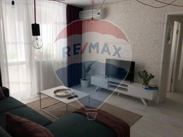 Apartament renovat modern 2 camere, zona Gara de Nord