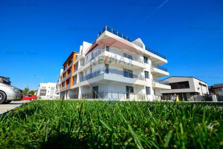 Discount 9% - 3 camere cu terasa 40 mp Grand'Or Otopeni