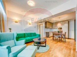 Apartament 4 camere, balcon 21 mp in zona Baneasa/Lacul Baneasa.