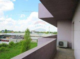Apartament 4 camere,balcon 23 mp in zona Baneasa/Lacul Baneasa.