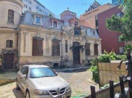 Apartament cu 2 camere, in cladire istorica ultracentral- Berthelot