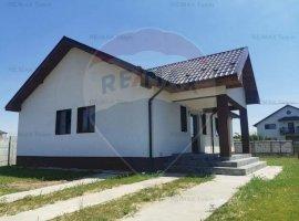 Vila individuala ieftina cu teren 500 metri in vestul Bucurestiului