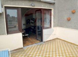Apartament 2 camere Gradina Icoanie cu terasa