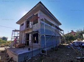 Vila individuala cu incalzire in pardoseala mutare toamna 2021