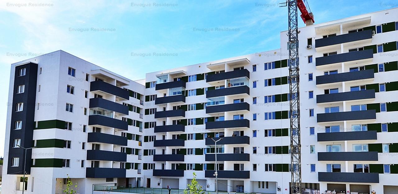 BLACK FRIDAY faza 4: Apartament 2 camere, 60 mp utili in Envogue Residence