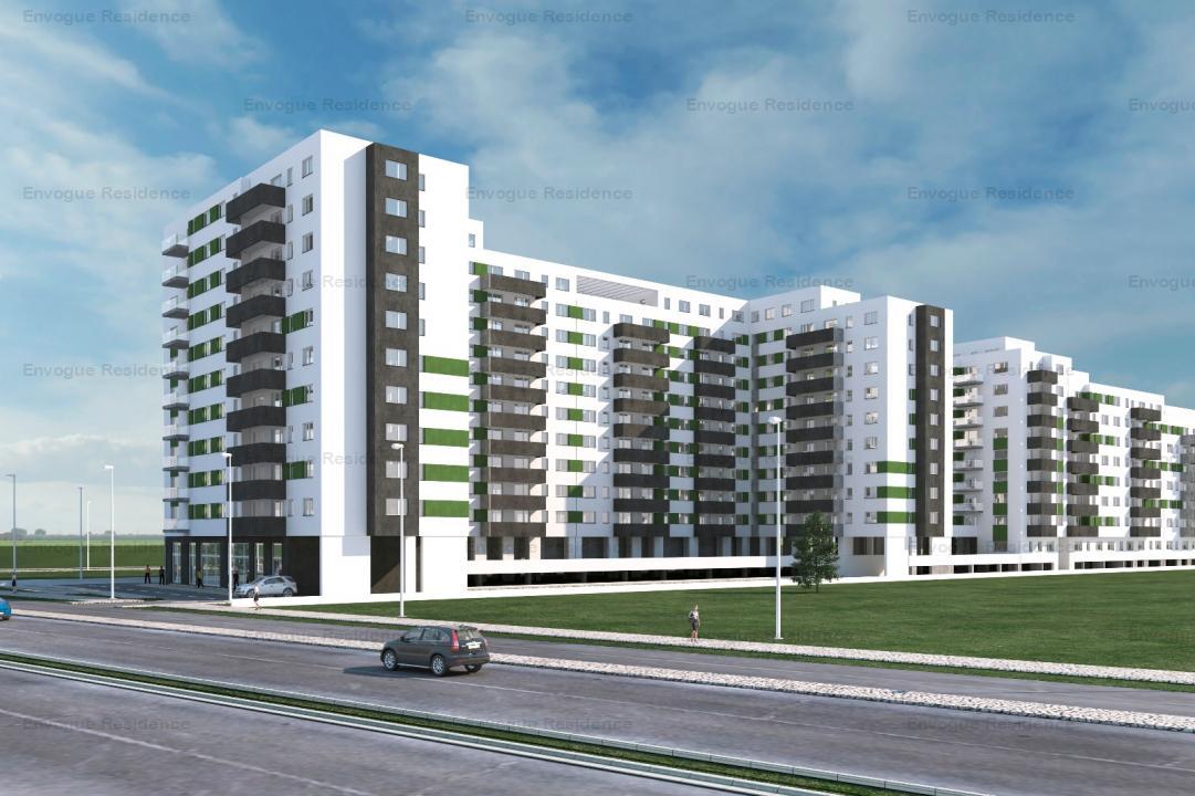 Reducere de Sarbatori: -1700 Euro la garsoniere doar la Envogue Residence