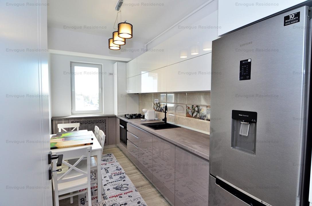 Reducere de Sarbatori  -50 Euro/ mp la 2 camere in Envogue Residence
