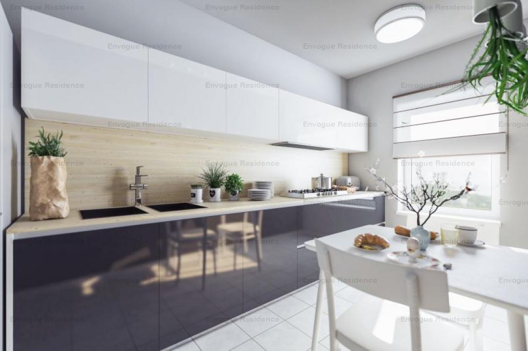 Super Ofertele Noului An la apartamentele de 2 camere in Envogue Residence