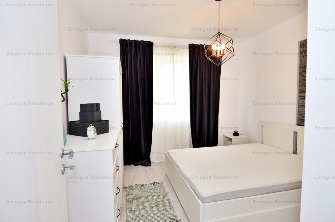Apartament 2 camere, 60 mp utili in Envogue Residence!