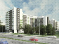 Apartament  2 Camere 61 mp,Decomandat-Spatios , Militari,Iuliu Maniu