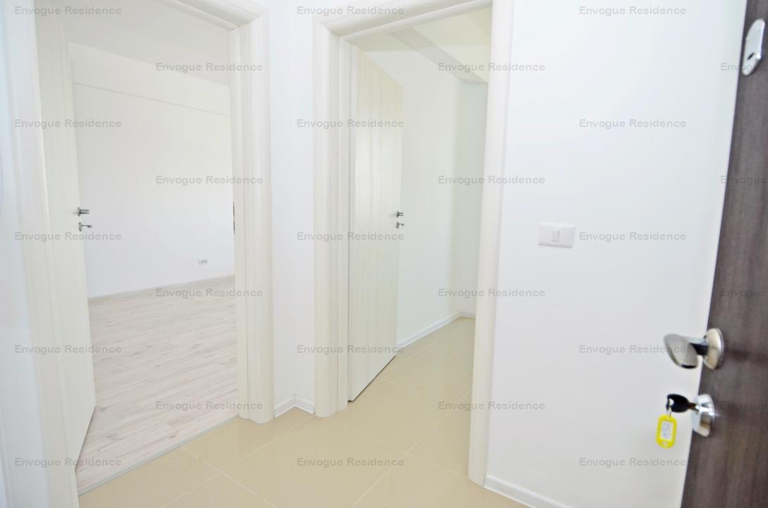 PROMOTIE! 25 E/MP REDUCERE! Apartament 2 camere nou, decomandat, cu bucatarie INCHISA si balcon mare