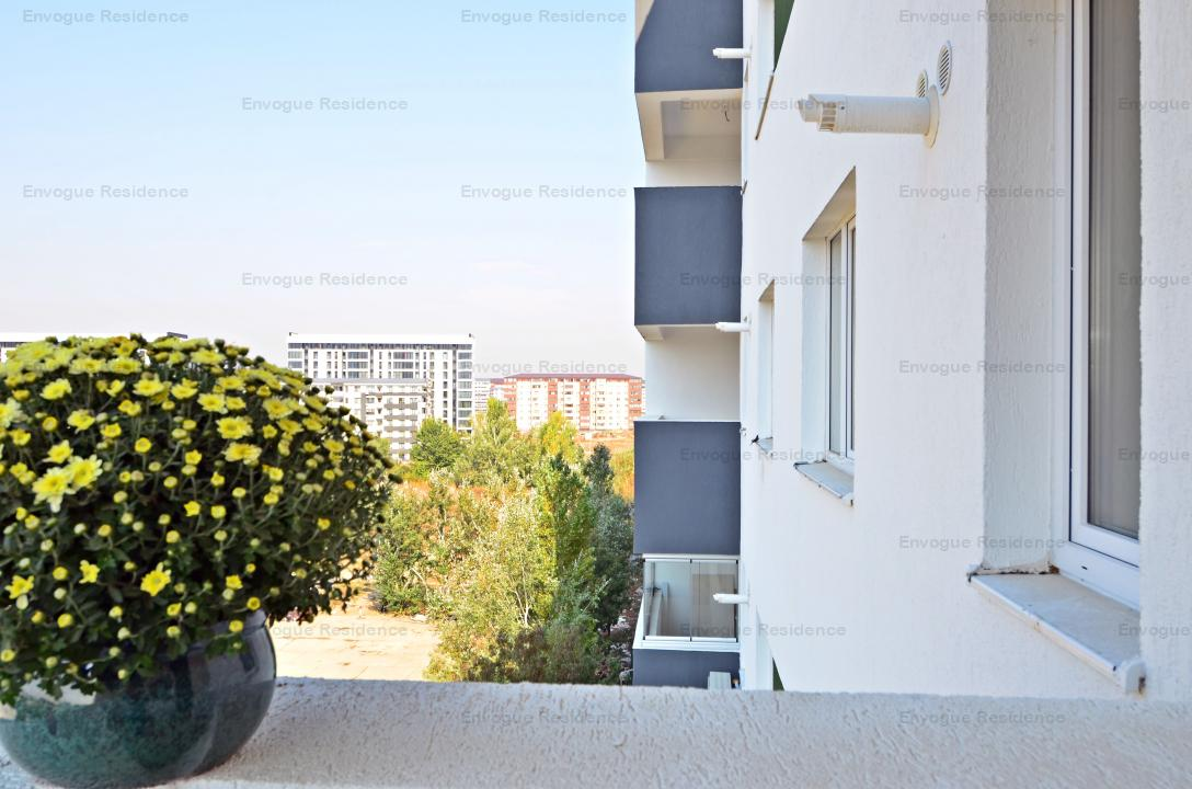 Apartament 2 camere nou, cu bucatarie INCHISA si terasa de 8 mp, Sector 6