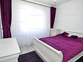 3 camere NOU, decomandat, bucatarie INCHISA, terasa 8 mp